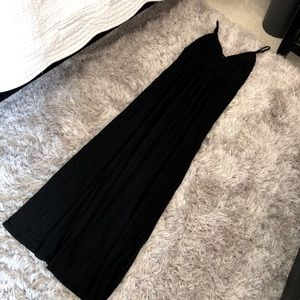 NWOT | Black Maxi Dress